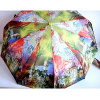 Wholesale ladies-womens-compact-windproof-waterproof-automatic-open-Folding from china suppliers