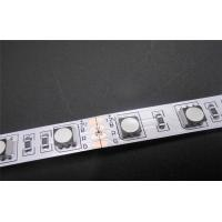 Buy cheap CREE 5050 SMD LED Strip Light / Non - waterproof led color changing light strips from wholesalers