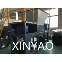 Wholesale Automatic Plastic Bottle Recycling Machine , Plastic Bottle Shredder Machine from china suppliers