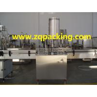 Wholesale Fully Automatic Glass Bottle Aluminium Screw Cap Capping Machine/ROPP Capping Machinery from china suppliers