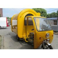 Wholesale Hot Dog Truck Mobile Kitchen concession Trailer ISO9001 CE from china suppliers