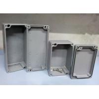Wholesale China Custom Die Casting Aluminum Enclosures Waterproof Boxes Factory for Electronic Amplifier Housing from china suppliers
