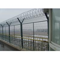 Wholesale BT0 22 Galvanized Razor Barbed Wire For Security Fence SGS Certification from china suppliers