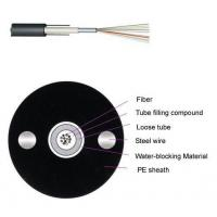 Buy cheap Outdoor Unitube Non-Armored Fiber Cable Fibra Cable GYXTW from wholesalers