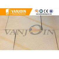 Quality Anti Cracking Decorative Stone Breathable Green Soft Ceramic Wall Tile Excellent Flexibility for sale