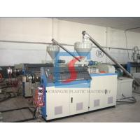 Wholesale Twin Screw Extruder Wood Plastic Extrusion Line for Ceiling Panel from china suppliers