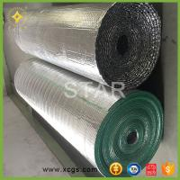 China Floor heat insulation material with aluminum foil coating, Building thermal insulated material on sale