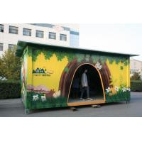 Wholesale Modular Easy Assembly Waterproof Portable Commercial Building from china suppliers
