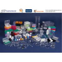 Wholesale Labware plastic centrifuge tube , Clear plastic beakers tools in science laboratory from china suppliers