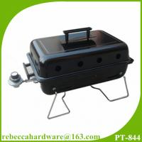 Wholesale High efficiency simple design balcony outdoor portable gas grill from china suppliers