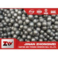 Wholesale Good Wear Resistance Mining Special Use Forged And Casting Grinding Balls For Ball Mill from china suppliers