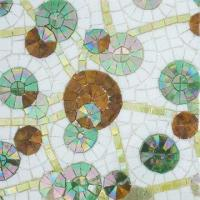 Wholesale Mosaic Art/Mural Glass with Hand-cut Designs and Colors Available from china suppliers