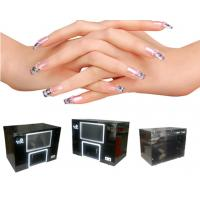 Wholesale Colorful Digital Nail Art Machine Automatic 3D Finger Nail Printing Machine from china suppliers