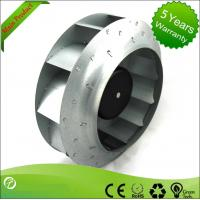 Wholesale 280mm EC Blower Fan / Centrifugal Ventilation Fans Backward Curved For Heat Pumps from china suppliers