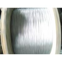 Wholesale Smooth Surface Zinc Coated Steel Wire Stranded 7/0.33mm For Making Optical Cable from china suppliers