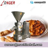 Buy cheap Large Capacity Tamarind Paste Grinding Machine Imli Pulp Making Machine Colloid Mill for Commercial Use from wholesalers