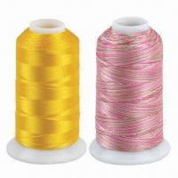 Wholesale 100% Viscose Rayon Embroidery Thread from china suppliers