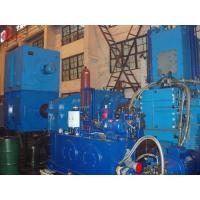 Wholesale Four-Wing 7500kg / h Alloy steel casting Banbury Internal Mixer Hermetic Type FM-410 from china suppliers