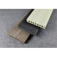 Wholesale Wood Plastic Composite Floorings Hollow Co-extrusion DIY Deck Tiles from china suppliers