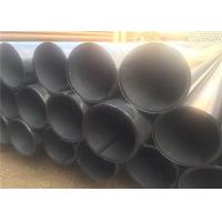 Wholesale API BS DIN Carbon Welded Line ERW Steel Pipe With Seam 1-12m Length from china suppliers