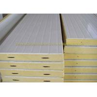 Wholesale Cold Storage Room Metal Sandwich Panels Warehouse Pu Sandwich Panel from china suppliers
