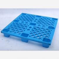 Wholesale 1210  Food grade nestable plastic packing pallet made  by manufacture factory  for export by air to NZ, USA and Europe from china suppliers