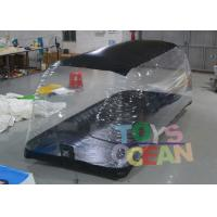 Wholesale Inflatable Waterproof Car Show Case For Vehicle Sedan Display Tent from china suppliers
