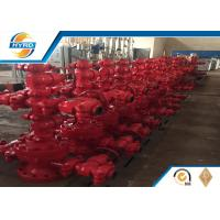 Wholesale API 6A X-Mass tree / Christmas Tree / Wellhead Equipment for Oilfield , Oilfield Vehicles from china suppliers