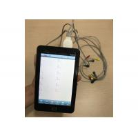 Quality 12 Channel Mobile ECG Monitor First Aid Equipment With 7 Inch LCD Touch Screen for sale