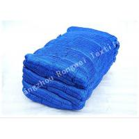 Wholesale Pe Knotted Fishing Net For Sport Ball Nets / Tennis Court Fence Netting Blue or Custom from china suppliers