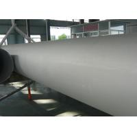 Wholesale 16 Inch Stainless Steel ASTM A790 Uns S32750 Super Duplex Steel Seamless Pipe from china suppliers