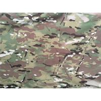 Wholesale Polyester cotton T/C 65/35 fabric multicam printed, IRR, NIR, waterproof finished from china suppliers