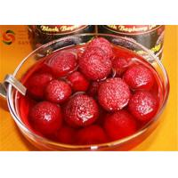 Wholesale Natural Organic Tropical Canned Fruit / Canned Strawberries New Season from china suppliers