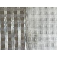 Wholesale Polyester / Fiberglass Geogrid Stitched Composite Geotextile With Nonwoven Geotextile from china suppliers