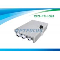 Wholesale Micro Splitter Fiber Termination Box Passive Optical Points FTTH 16 SC Adapter from china suppliers