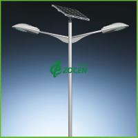 Wholesale 80W Parking / Garden LED Solar Panel Street Lights With Soncap Certificate from china suppliers