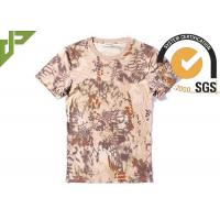Wholesale Mandrake Cool Tactical T Shirts Army Style Quick Drying Short Sleeve For Unisex from china suppliers
