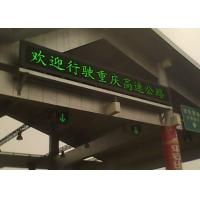 Wholesale Energy saving Traffic High Way LED Moving Message Display from china suppliers