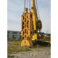 Wholesale Crawler Crane Diaphragm Wall Grab Parts With 3.5m Length 1m Width 60m Depth Grooving from china suppliers