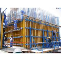 Buy cheap Custom High Security H20 Timber Beam Formwork for Straight Concrete Wall from wholesalers