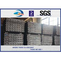 Wholesale railroad joint bar, splice bar and angle bar for light and heavy rail from china suppliers
