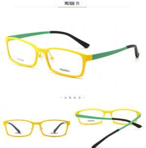 Quality Blocking Lightweight Glasses Frames / Unisex Lightest Spectacle Frames for sale