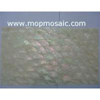 Buy cheap Donkey ear abalone shell paper from wholesalers