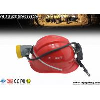 Wholesale ATEX Approved USB Charger Miners Lights For Hard Hats 156 Luminous from china suppliers