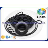 Wholesale Flexible Pump Seal Kit For Komatsu Excavator PC60-6 PC60-6S , Black Color from china suppliers