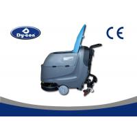 Wholesale Big Area Floor Washer Scrubber Dryer Machines , Easy Operation Industrial Floor Cleaners from china suppliers