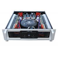 Buy cheap Church Class H Analog Audio Amplifier With 2 Channel 2x1200W 8Ω from wholesalers