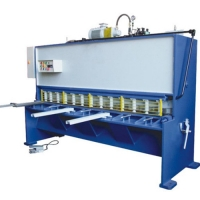 China High Stability Type Metal Shearing Machine For Thick Plate on sale