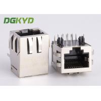 Wholesale Standard cat 5 RJ45 ethernet connector with magnetic transformer customized from china suppliers