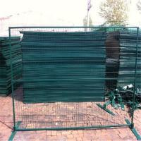 Wholesale outdoor temporary fence stand for Canada from china suppliers
